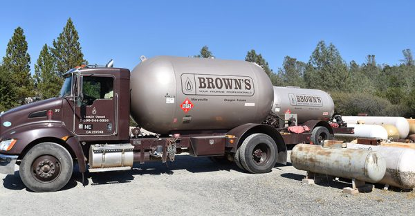 Brown's - Why Propane?